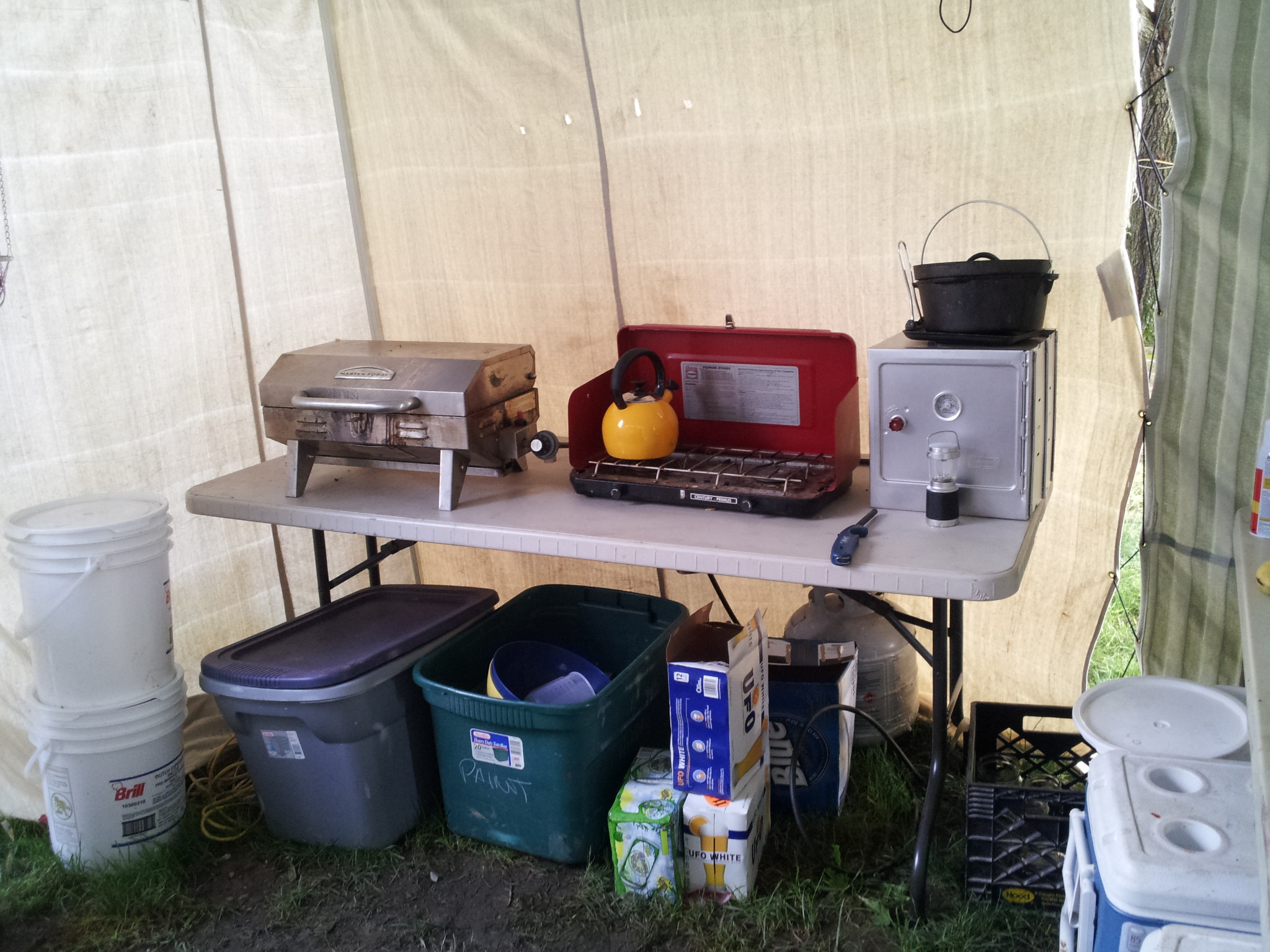 Camping Kitchen Setting Up A Camp Kitchen My Way American Preppers Network